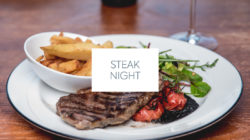Steak Night Specials Image