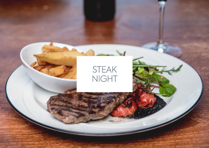 Steak Night Specials Image